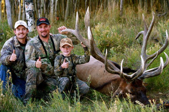 Colorado Hunting Drop Camp - Homestead Ranch